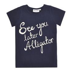 Size 116  Later Alligator T-Shirt – MINI X STYLE