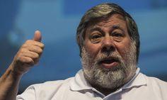 Apple Co-Founder Steve Wozniak Tweets Support For Bernie Sanders