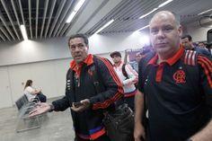 Luxemburgo deixa o Flamengo