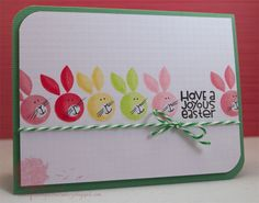 Crafting in the Country: Easter Bunnies