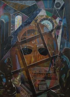 by TSU Art Alumni Robert Meyers Artworks, Museum, Painting, Art Pieces, Painting Art, Paint, Draw, Paintings, Art