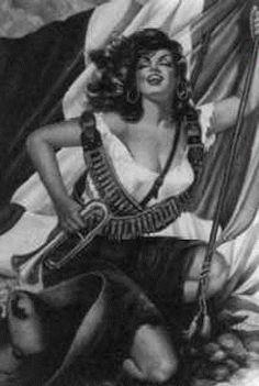 """La Adelita"", Mexican women in revolution"