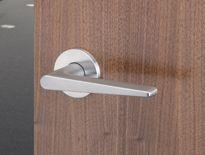 41005 - FSB Johannes Potente designed lever handles with concealed fixing roses - Allgood Door Pulls, Door Handles, Door Furniture, Modern Interior, Hardware, Doors, Architecture, Jasper, Design
