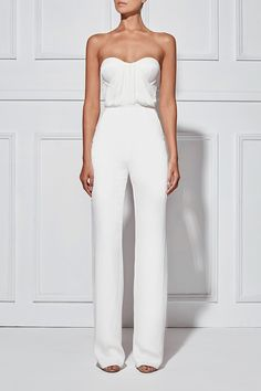 ac615c710e81 ALETTA PANTSUIT - Shop Strapless Jumpsuit