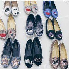 Chiara Ferragni Shoe Collection