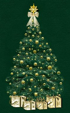 Green Christmas Tree brings me great Christmas Joy~ Christmas Tree Gif, Christmas Scenes, Green Christmas, Christmas Pictures, Christmas Greetings, Winter Christmas, Vintage Christmas, Merry Christmas, Christmas Lights
