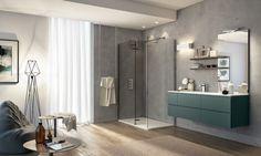 12 fantastiche immagini in Bagni su Pinterest | Shower e Italia design