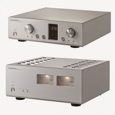 audio lifestyle: LUXMAN C-700u & M-700u