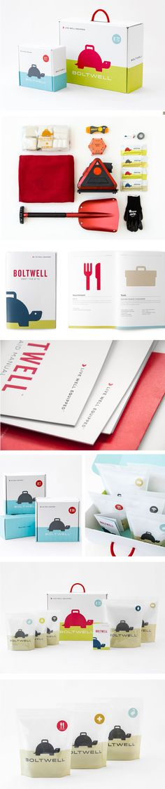 Boltwell | Branding Business Collateral Copywriting Design Marketing Materials Packaging Website | Design Ranch