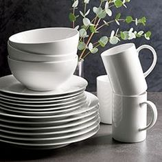 Aspen Dinnerware Collection