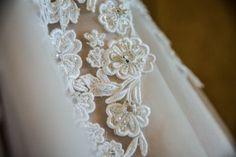Dress detail  |  Lauryn Reifinger Photography
