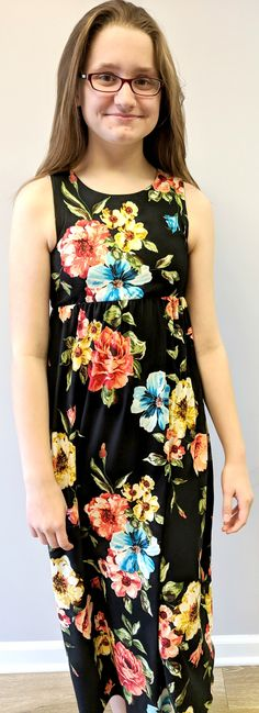 a884a036a9c Umgee Floral Print Bell Sleeved Dress  Floral  Dress  Summer  Umgee ...