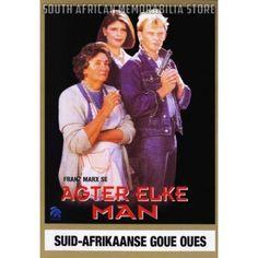 Agter Elke Man - Steve Hofmeyr & Ilse Roos South African Afrikaans DVD *New* - South African Memorabilia Store