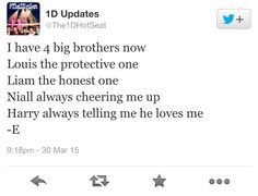 this makes me want to cry because the boys are so protective of us now and we are so much closer as a fandom :') ❤