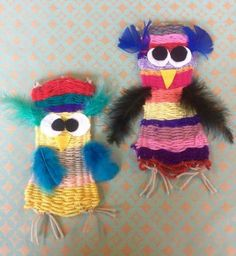 Au boulot, les petites mains ! - Les cahiers de Joséphine Painted Branches, Josephine, Textiles, Art Plastique, Projects To Try, Weaving, Grade 3, Artist, Crafts