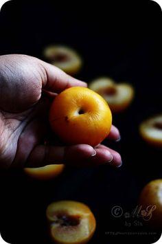 Plum Chutney/Relish (Sweet, spicy and tart yellow plum chutney/relish ...