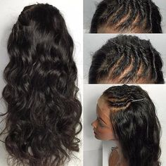 Hair can be parted anywhere  look at the lacebleached knots make it more natural and realistic !  10% off nowcheck website:beahairs.com  #lacewig#bleachedknots#virginhair#babyhair#natural#realistic#beautiful#hair#fashion#wavywave#blackhair#discount#voucher#coupon#beahairs#pin