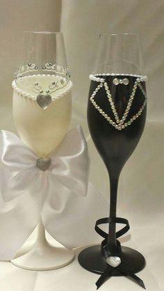 Taça para os noivos
