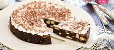 Torta+di+biscotti+senza+uova+e+senza+cottura,+la+ricetta+velocissima