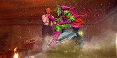Butcher Billy - Superhero Media Crossover Project Goblin