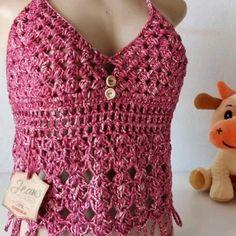Crochet Shoes Pattern, Crochet Bikini Pattern, Crotchet Patterns, Crochet Halter Tops, Crochet Cardigan Pattern, Crochet Shirt, Afghan Crochet Patterns, Crochet Motif, Diy Crochet