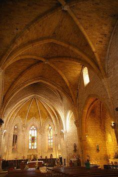 Església de Monpazier by SBA73, via Flickr