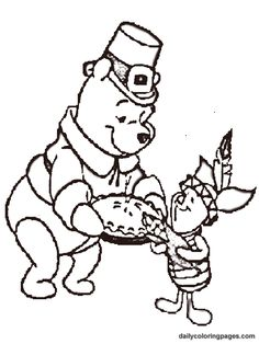 Thanksgiving Coloring Pages Thanksgiving Pinterest