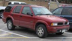 Oldsmobile Bravada.2gen -1996-2001
