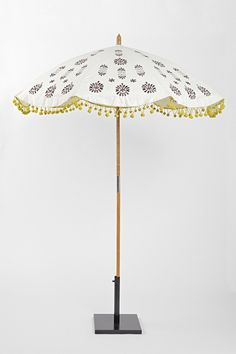 Magical Thinking Floral Medallion Umbrella