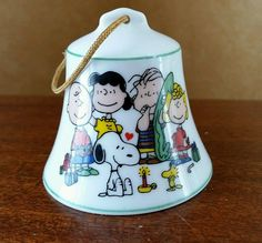 Vintage Christmas Snoopy Christmas Peanut Gang by ShoppingLounge ...