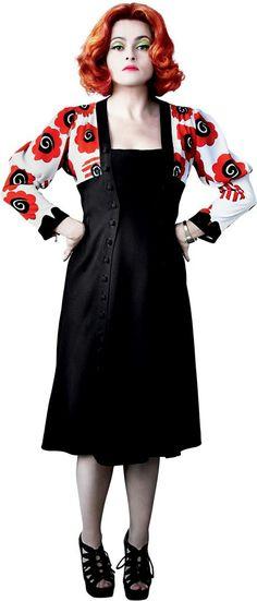 Helena Bonham Carter as Julia Hoffman in 'Dark Shadows' (2012)