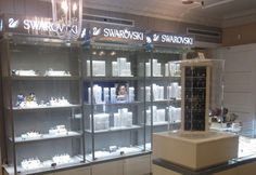 So excited about our new Swarovski Crystal Forest Boutique!