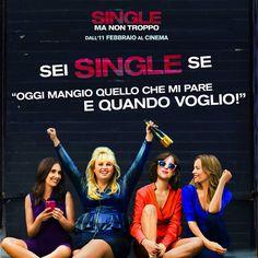 Niente fidanzato, niente dieta: da oggi decido io! #SingleMaNonTroppo, la nuova commedia con Rebel Wilson e Dakota Johnson dall'11 febbraio al cinema.