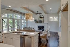 Custom Homes in Chantilly, Charlotte, NC - Grandfather Homes