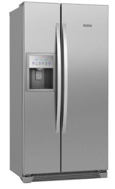 Geladeira Electrolux Frost Free side by side , gelo cubo ou moído  SS72X 504 Litros Inox R$6.990,00