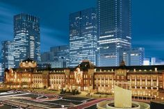 Tokyo station,Japan 東京駅