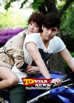 '아이두 아이두' 김선아(Kim Sun-A)-이장우(Lee Jang-Woo), 염장커플 포즈 과시