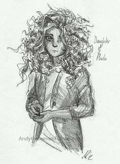 Andythelemon: Hazel again :)She was meant to be holding the piece of wood but you can't really see it