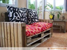 Used Pallet Projects