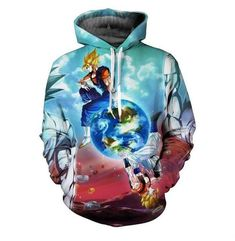 002d4f1c967a Cloudstyle Goku 3D Hoodies Men s Funny Printing Hoody Long Sleeve Tracksuit  Casual Style Pullover Dragon Ball Jacket Plus Size