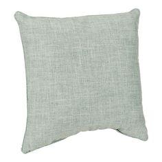 Sky Washed Linen Pillow | Kirklands