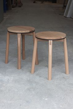 Crop Stool on Furniture Served