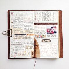 Elisa T @greenpaperleaf Week 1. Be it Mon...Instagram photo   Websta (Webstagram)