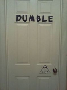 Dumble Door hahaha