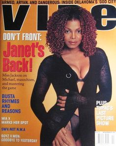 Janet Jackson (November 1997)