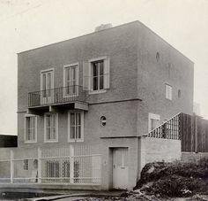 Scholl House, Vienna, Austria / Josef Frank / 1913-1914