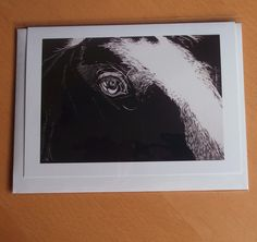 Horse Card £1.75