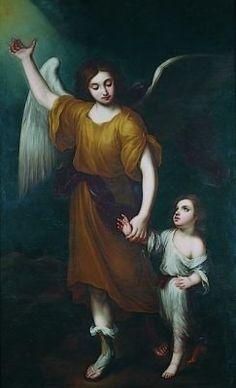 Anđeo čuvar (Francisco de Goya)