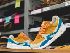 "Hanon x Le Coq Sportif R800 ""The Good Agreement"""