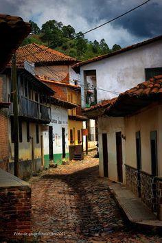 Yuscarán es un municipio y la cabecera del departamento de El Paraíso, en la república de Honduras.